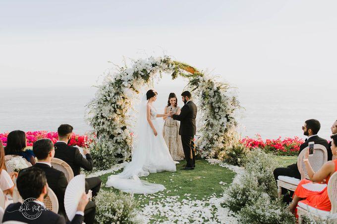 The Ungasan Bali Wedding - Loubna & Saleh by Bali Pixtura - 021