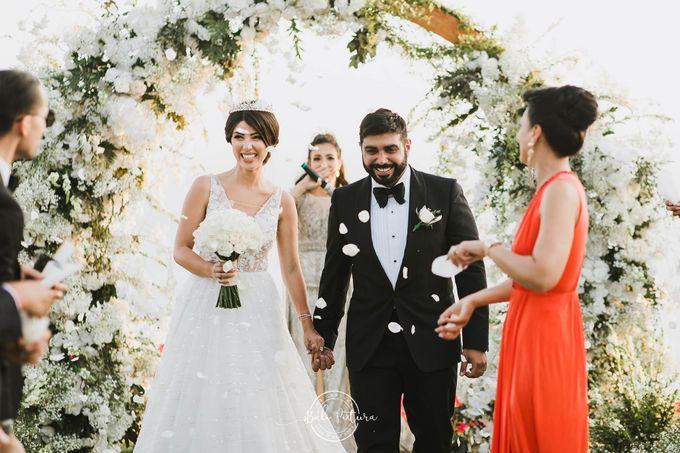 The Ungasan Bali Wedding - Loubna & Saleh by Bali Pixtura - 024