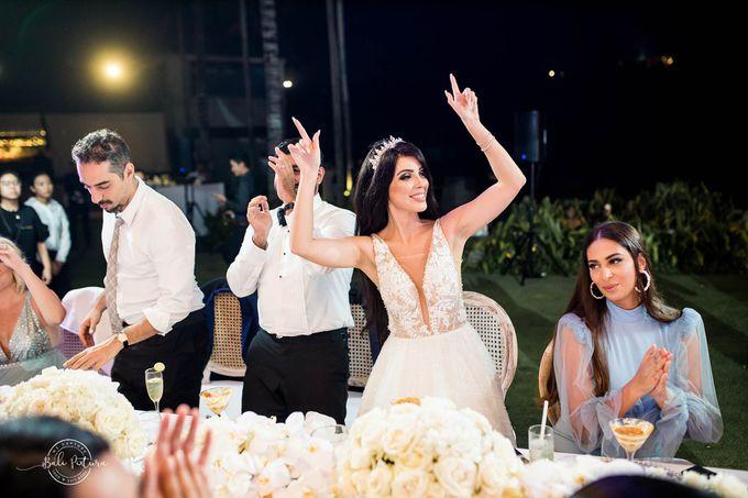 The Ungasan Bali Wedding - Loubna & Saleh by Bali Pixtura - 030