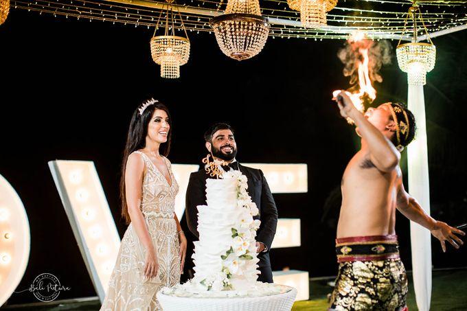 The Ungasan Bali Wedding - Loubna & Saleh by Bali Pixtura - 033