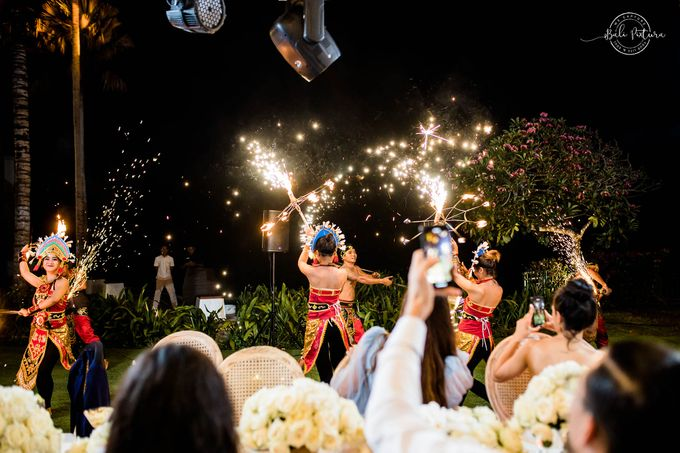 The Ungasan Bali Wedding - Loubna & Saleh by Bali Pixtura - 034