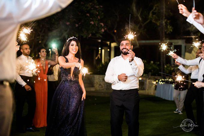 The Ungasan Bali Wedding - Loubna & Saleh by Bali Pixtura - 040