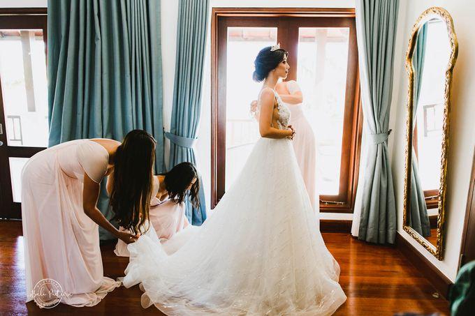 The Ungasan Bali Wedding - Loubna & Saleh by Bali Pixtura - 005