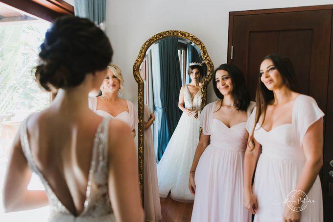 The Ungasan Bali Wedding - Loubna & Saleh by Bali Pixtura - 006