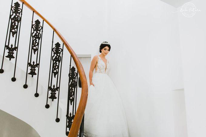 The Ungasan Bali Wedding - Loubna & Saleh by Bali Pixtura - 007