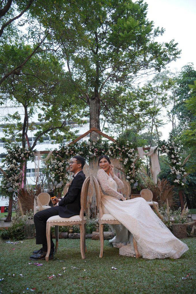 The Wedding of Kris & Nova by Royal Ambarrukmo Yogyakarta - 009