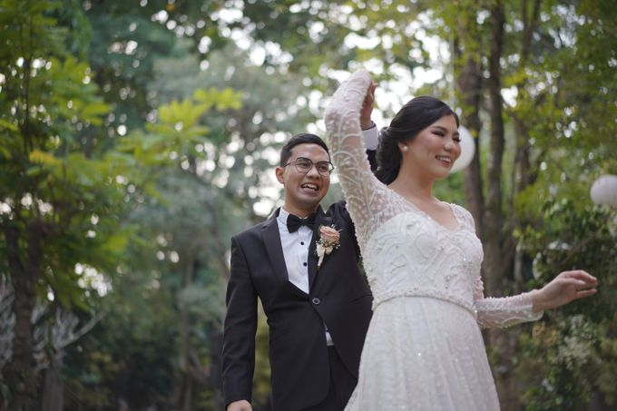 The Wedding of Kris & Nova by Royal Ambarrukmo Yogyakarta - 001