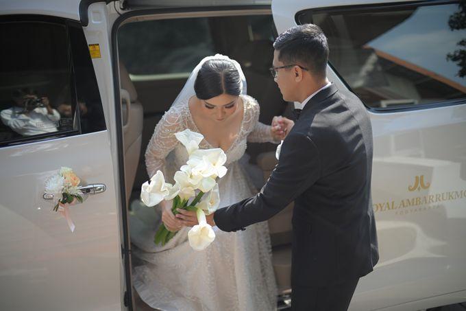 The Wedding of Kris & Nova by Royal Ambarrukmo Yogyakarta - 007