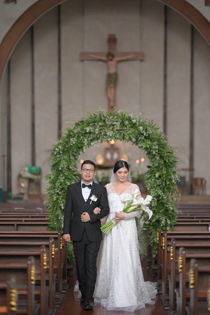 The Wedding of Kris & Nova by Royal Ambarrukmo Yogyakarta - 008