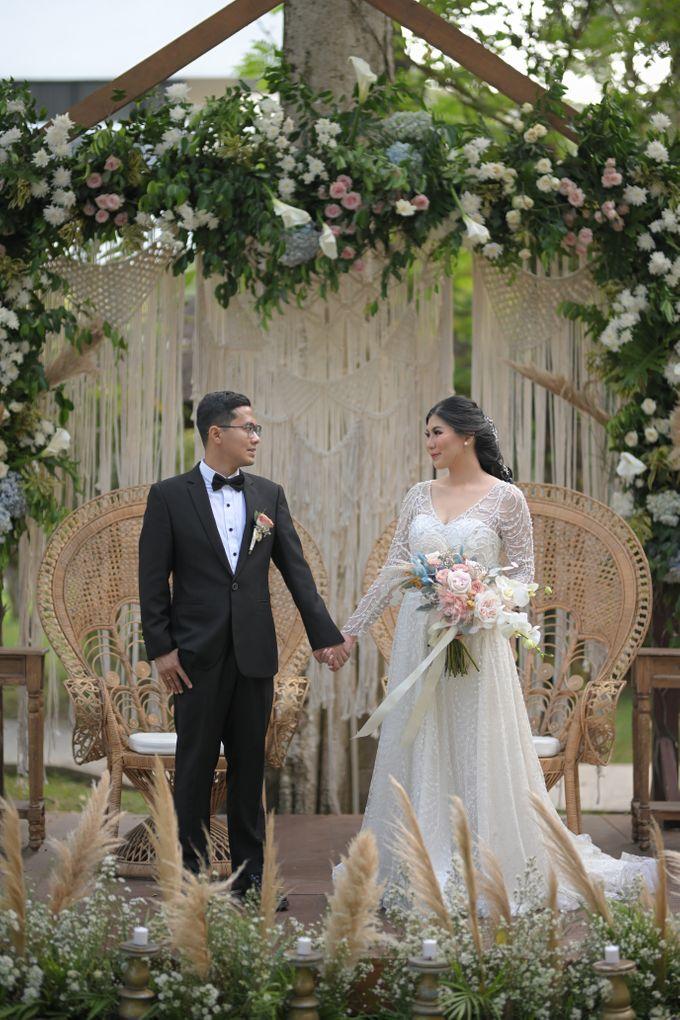 The Wedding of Kris & Nova by Royal Ambarrukmo Yogyakarta - 002