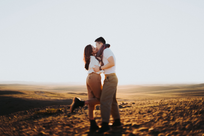 Elopement in Mongolia by The Wildest Dreams - 005
