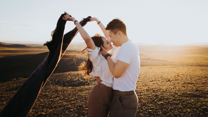 Elopement in Mongolia by The Wildest Dreams - 006