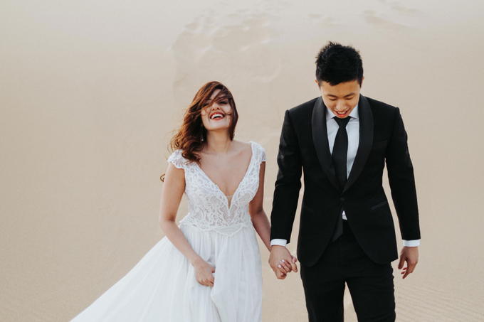 Elopement in Mongolia by The Wildest Dreams - 010