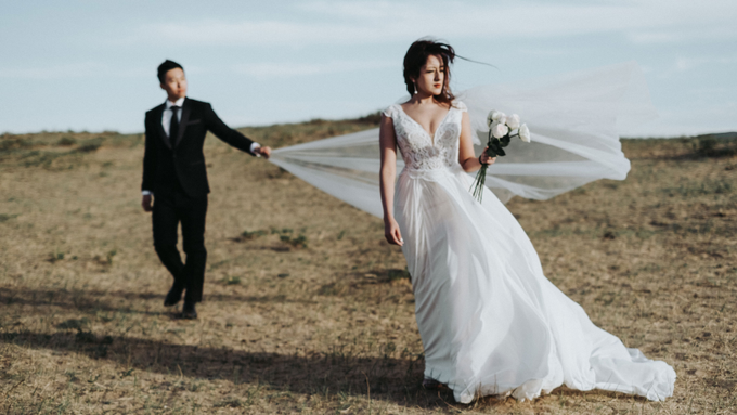 Elopement in Mongolia by The Wildest Dreams - 009