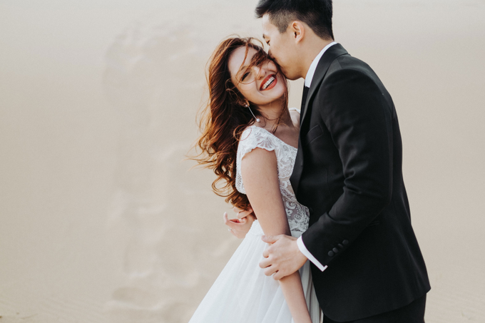 Elopement in Mongolia by The Wildest Dreams - 012