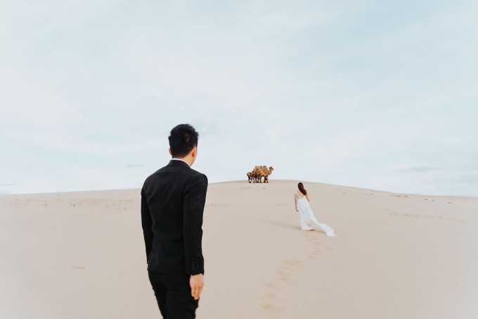 Elopement in Mongolia by The Wildest Dreams - 013