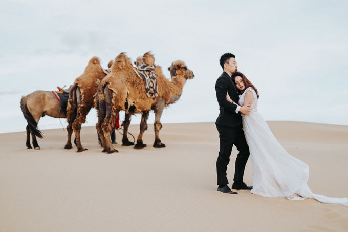 Elopement in Mongolia by The Wildest Dreams - 014