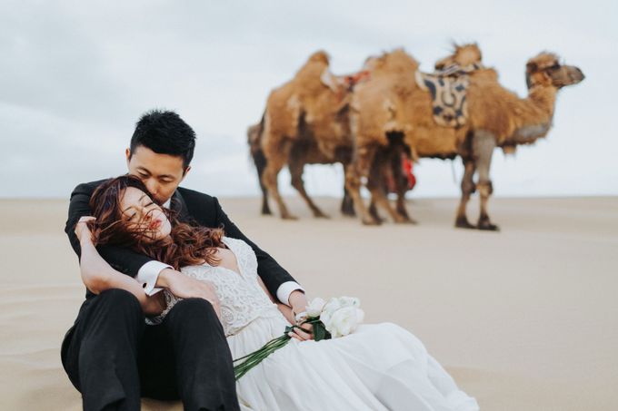 Elopement in Mongolia by The Wildest Dreams - 018