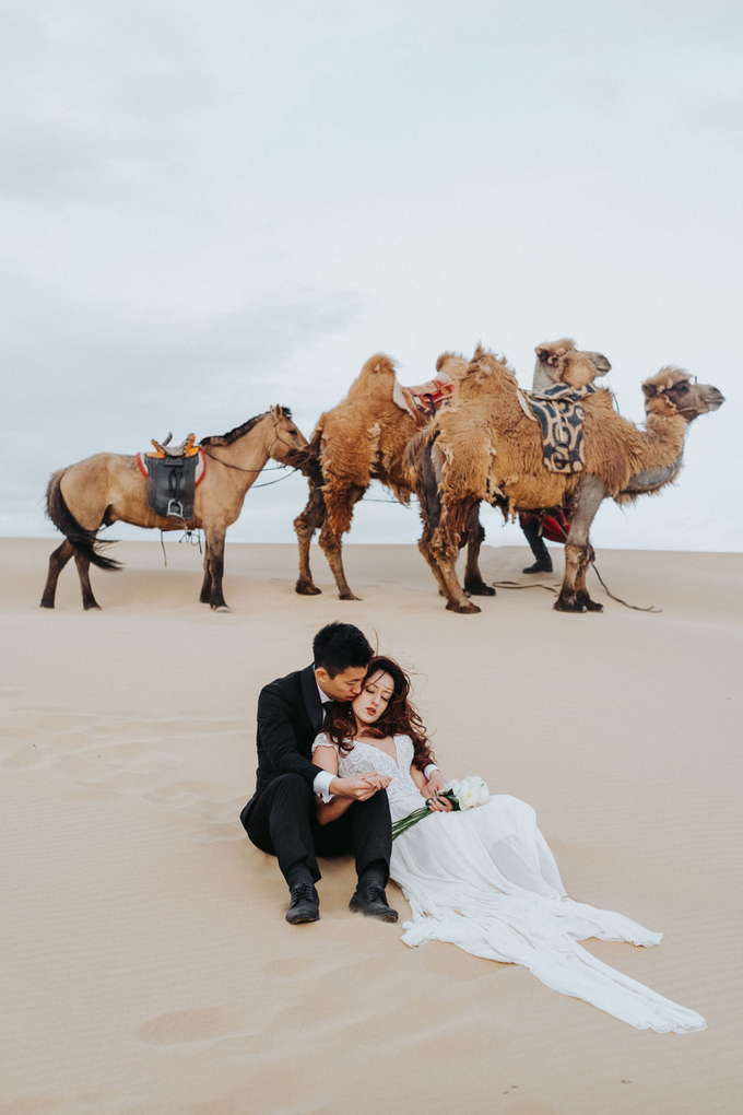 Elopement in Mongolia by The Wildest Dreams - 016