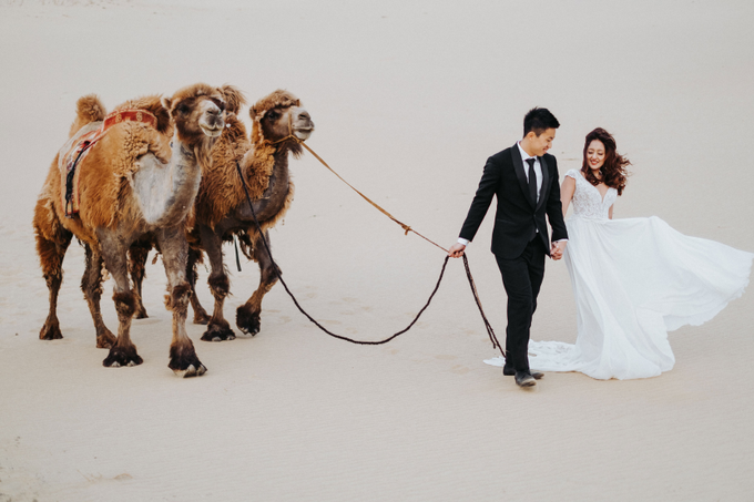 Elopement in Mongolia by The Wildest Dreams - 019