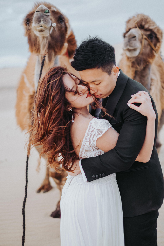 Elopement in Mongolia by The Wildest Dreams - 020