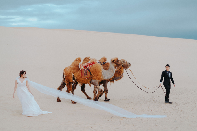 Elopement in Mongolia by The Wildest Dreams - 021