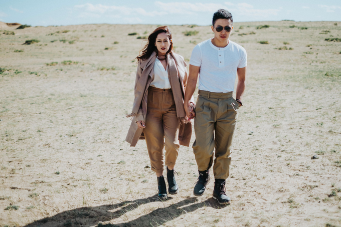 Elopement in Mongolia by The Wildest Dreams - 022