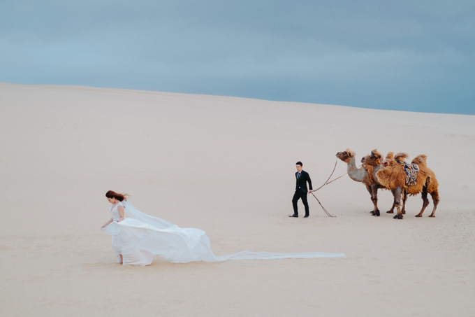 Elopement in Mongolia by The Wildest Dreams - 023