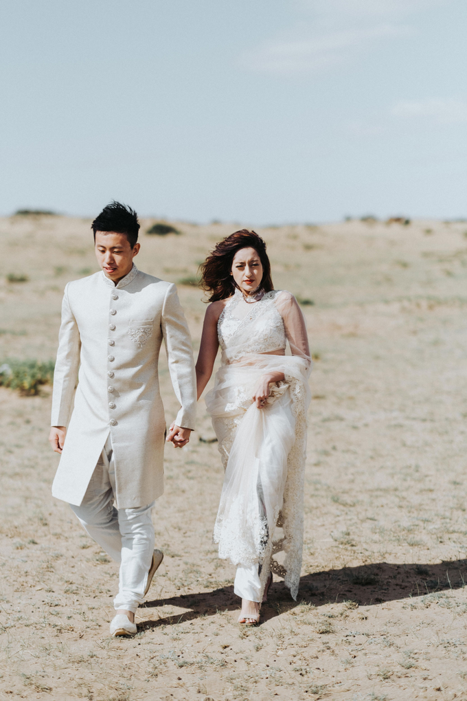 Elopement in Mongolia by The Wildest Dreams - 025