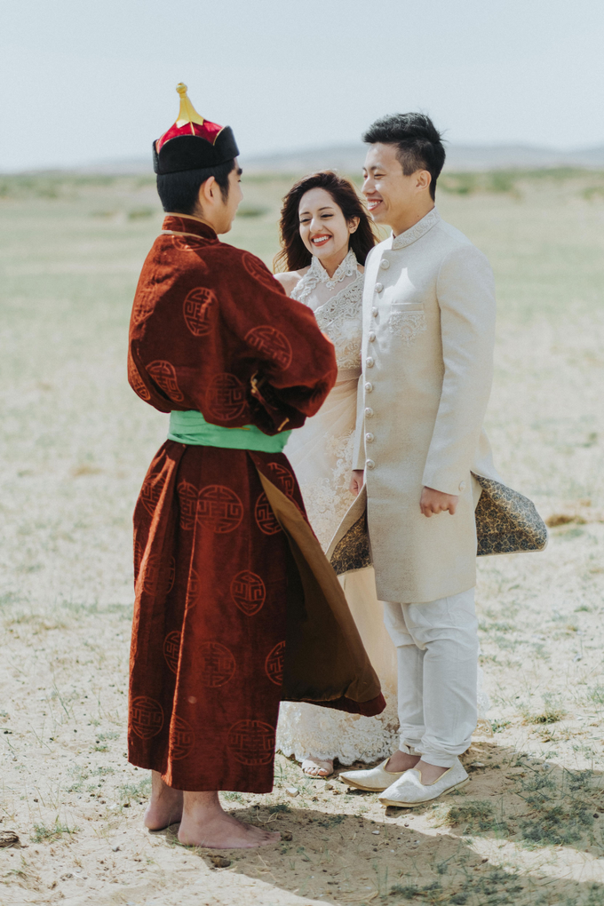 Elopement in Mongolia by The Wildest Dreams - 028