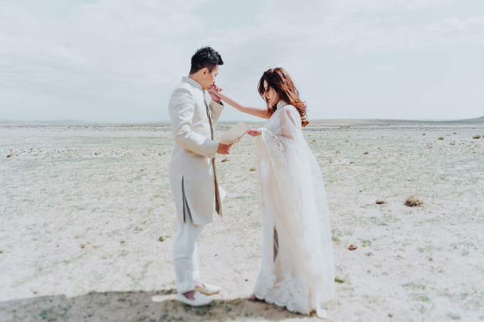 Elopement in Mongolia by The Wildest Dreams - 029