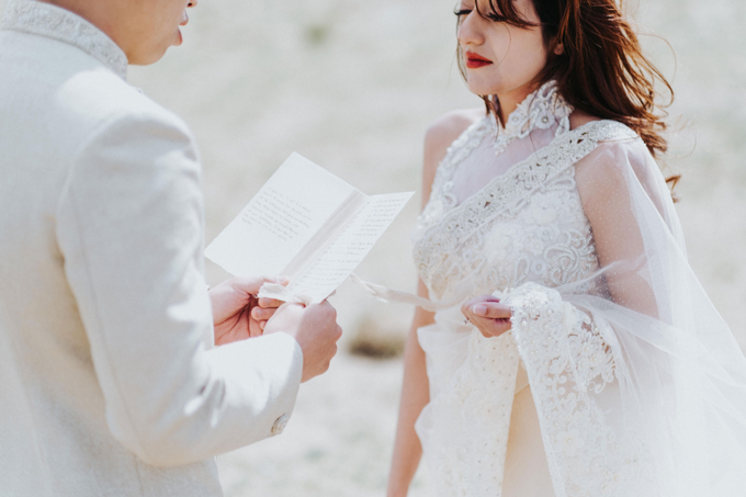Elopement in Mongolia by The Wildest Dreams - 030