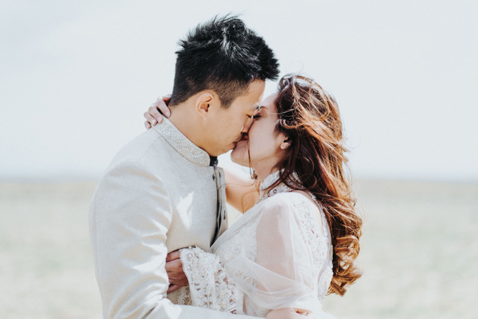 Elopement in Mongolia by The Wildest Dreams - 034