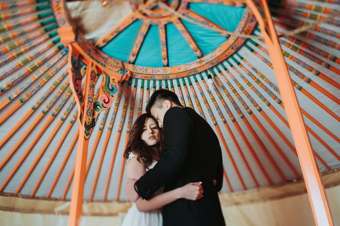 Elopement in Mongolia by The Wildest Dreams - 036