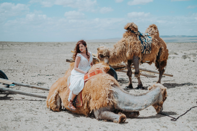 Elopement in Mongolia by The Wildest Dreams - 038