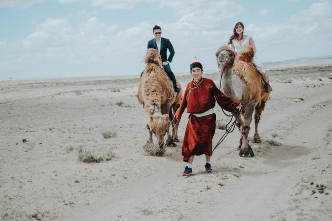 Elopement in Mongolia by The Wildest Dreams - 039
