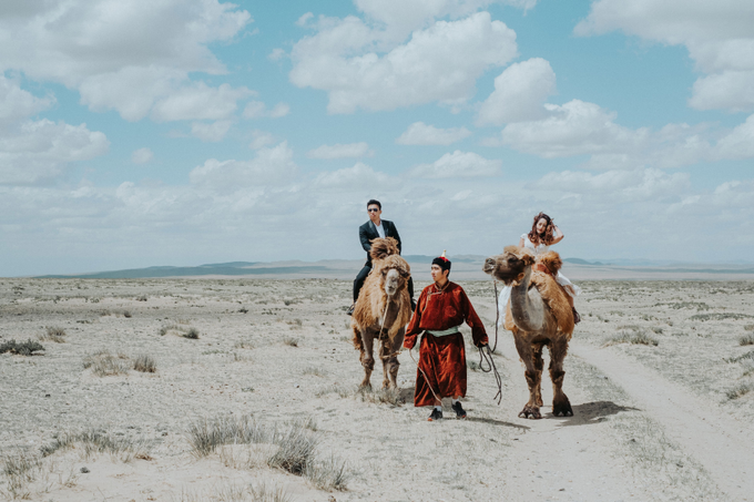 Elopement in Mongolia by The Wildest Dreams - 040