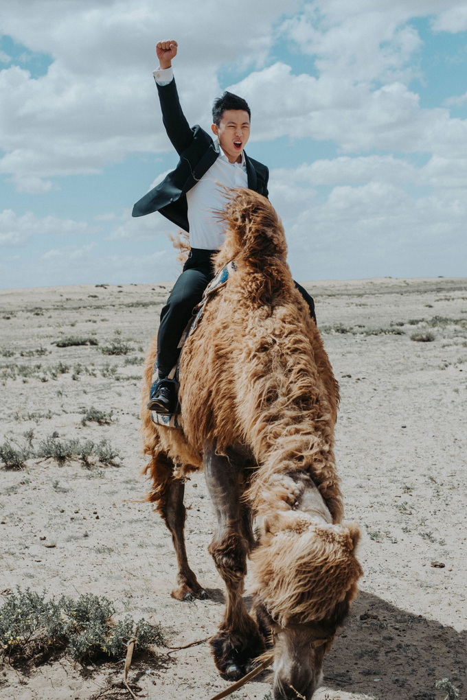 Elopement in Mongolia by The Wildest Dreams - 041