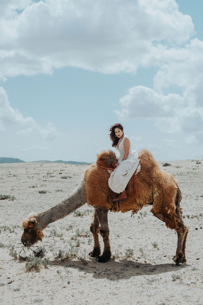 Elopement in Mongolia by The Wildest Dreams - 042