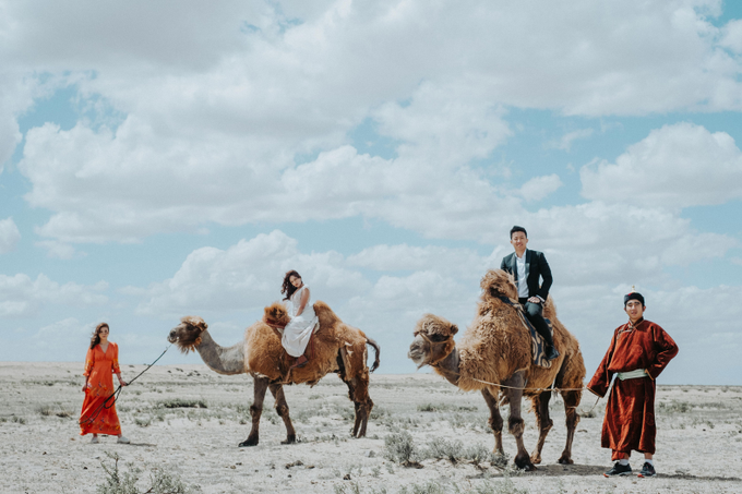 Elopement in Mongolia by The Wildest Dreams - 043
