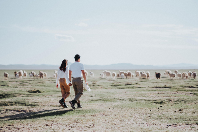 Elopement in Mongolia by The Wildest Dreams - 045