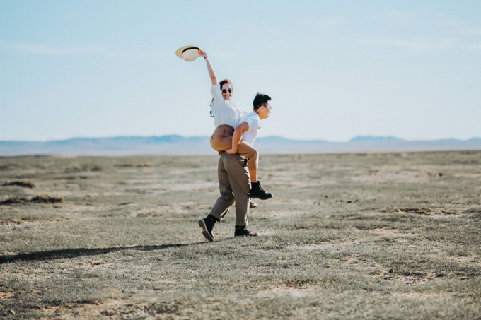 Elopement in Mongolia by The Wildest Dreams - 048