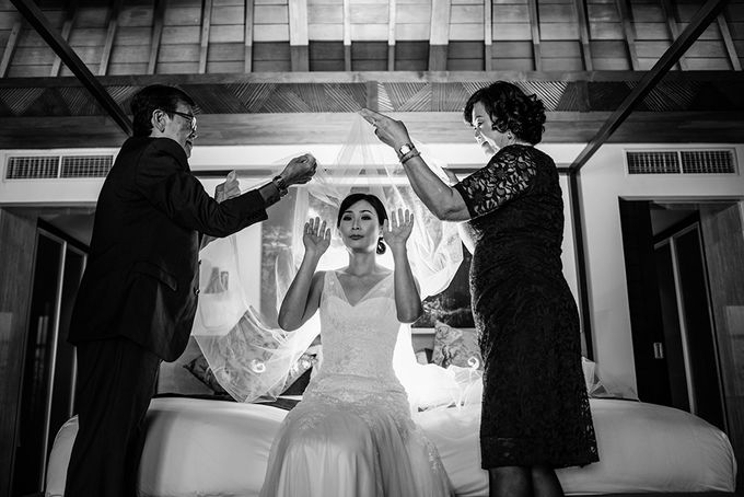 The wedding of Angie and Kelvin by The Limitless Moment - 013