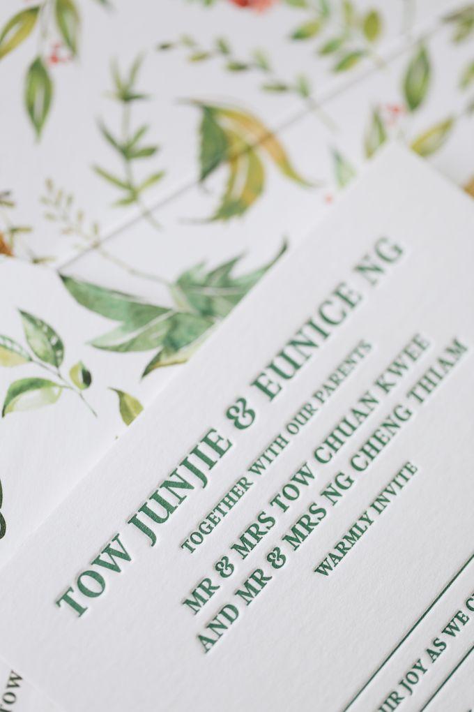 Jun Jie & Eunice by The Fine Press - 005