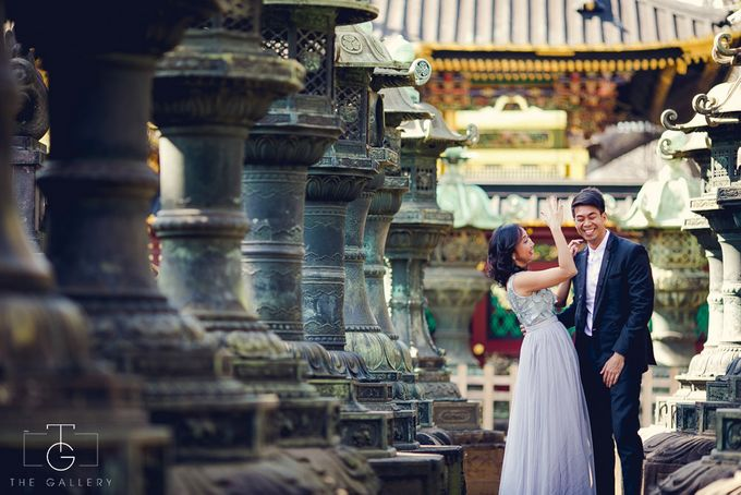 Jr and Mylene Tokyo Pre Wedding Shoot by The Gallery Photo - 002