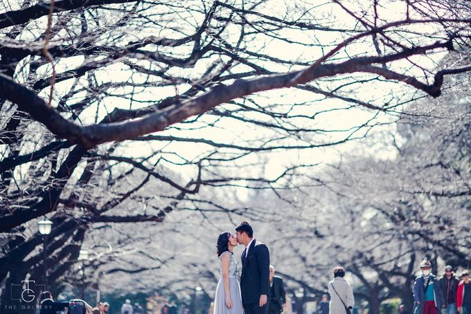 Jr and Mylene Tokyo Pre Wedding Shoot by The Gallery Photo - 005