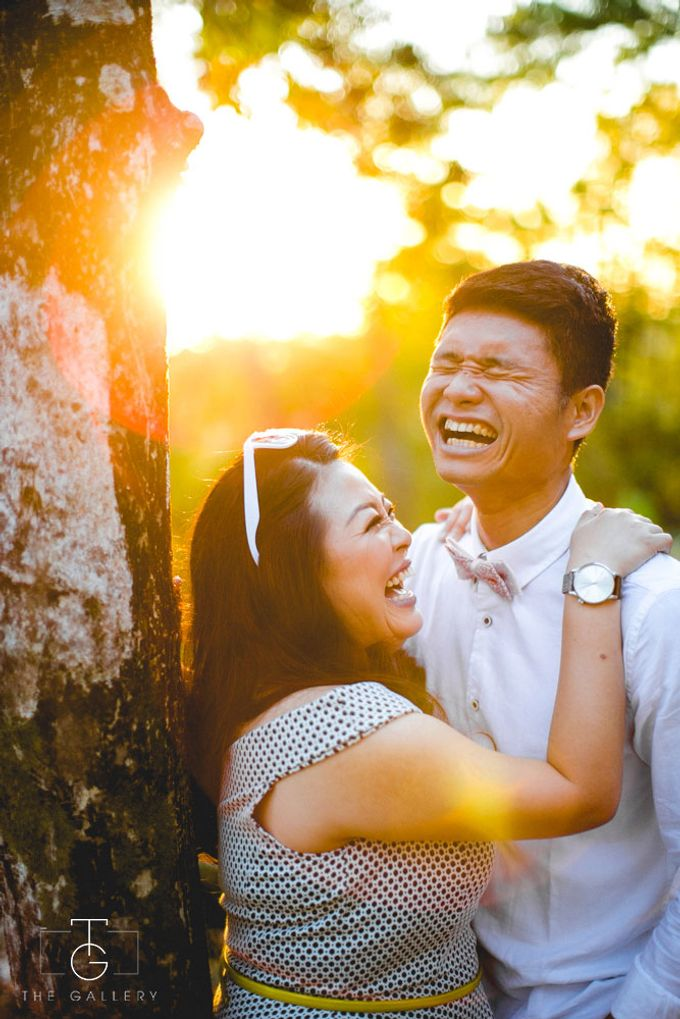 Rox and Clytie Pre Wedding Shoot by The Gallery Photo - 006