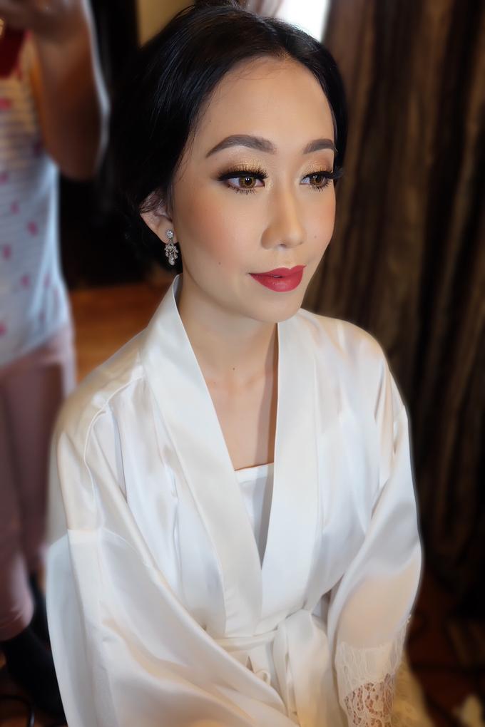 Gianayu Engagement by Theiya Makeup Artistry - 003