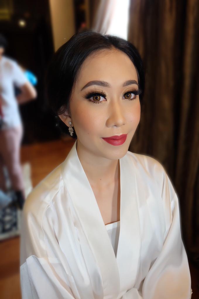 Gianayu Engagement by Theiya Makeup Artistry - 004