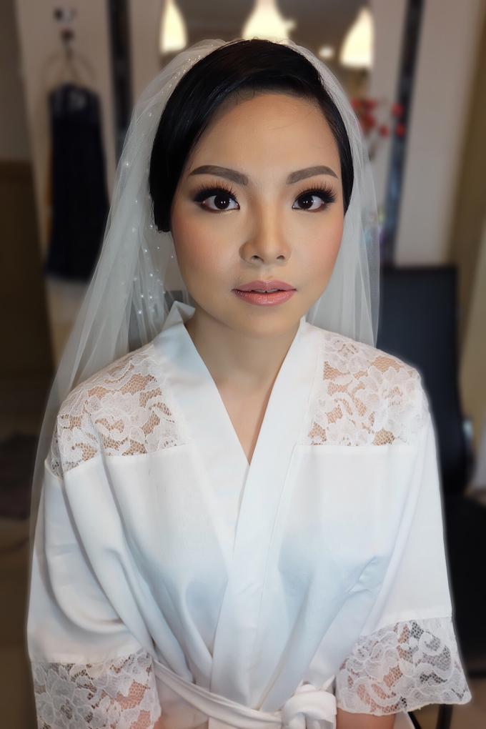 Florentia Wedding by Theiya Makeup Artistry - 001